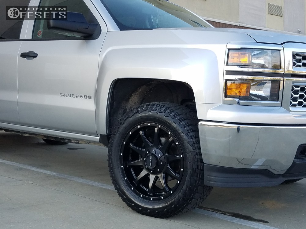 2014 Chevrolet Silverado 1500 Raceline Shift Rough Country Leveling Kit in addition 161319 All Terrian Grill Swap moreover 20x9 Fuel Offroad Hostage Wheels With Lt2955520 Nitto Trail Grappler Mt Tires On A 2012 Chevy Silverado 1500 besides Camio a Gmc 2016 Sierra furthermore 2014 GM 5 3   6. on 2014 silverado all terrain