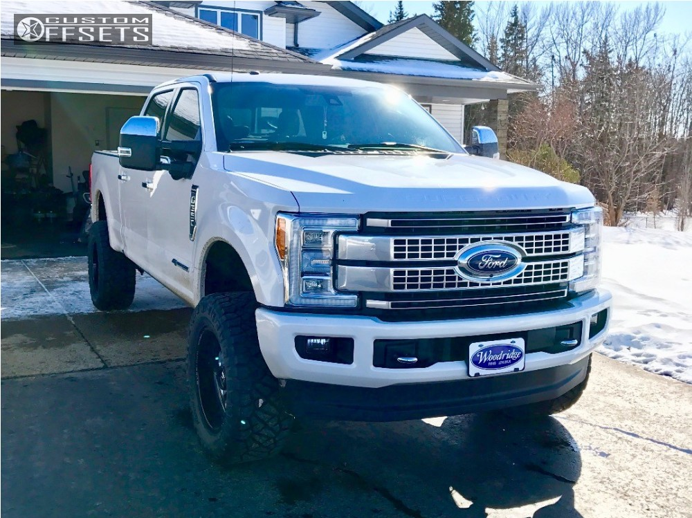 2017 ford f 350 super duty fuel flow ready lift leveling kit. Black Bedroom Furniture Sets. Home Design Ideas