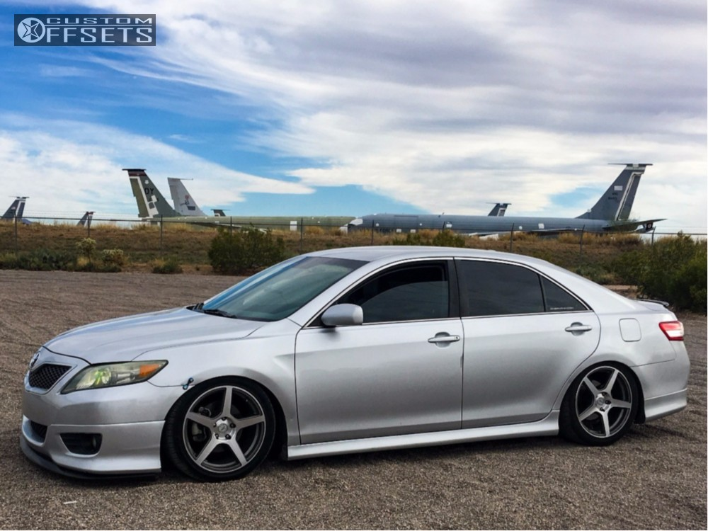 2010 Toyota Camry Platinum Elite Cxracing Coilovers