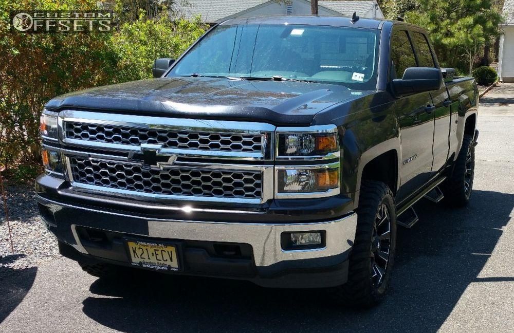 2014 Chevrolet Silverado 1500 Fuel Assault Readylift ...