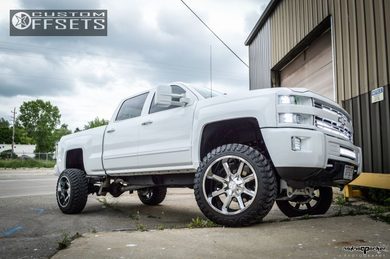 Chevy 2015 2500hd Wheel Offset | Autos Post