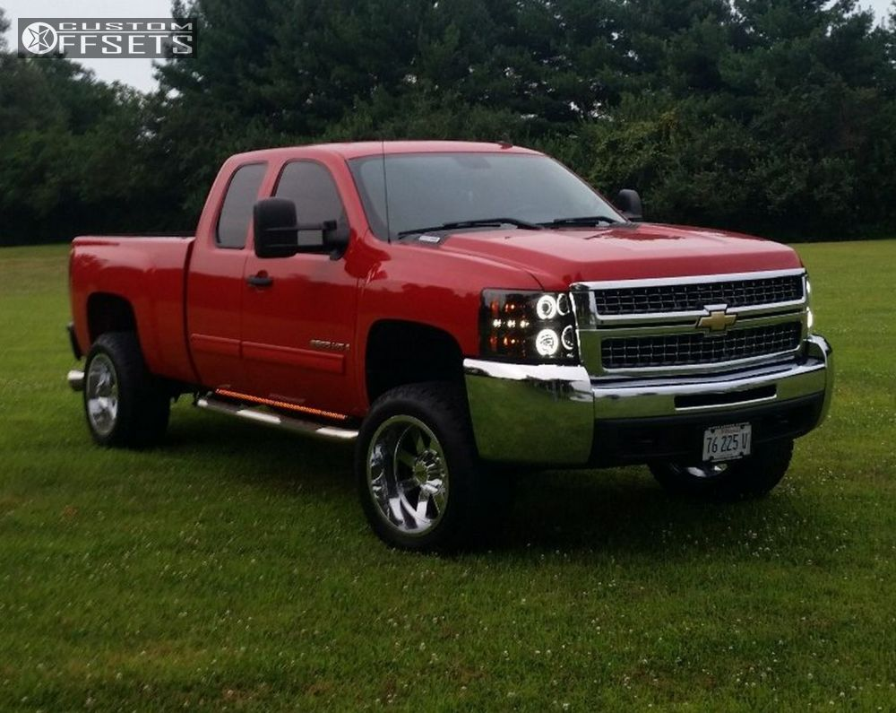 2010 Chevy Silverado Recalls
