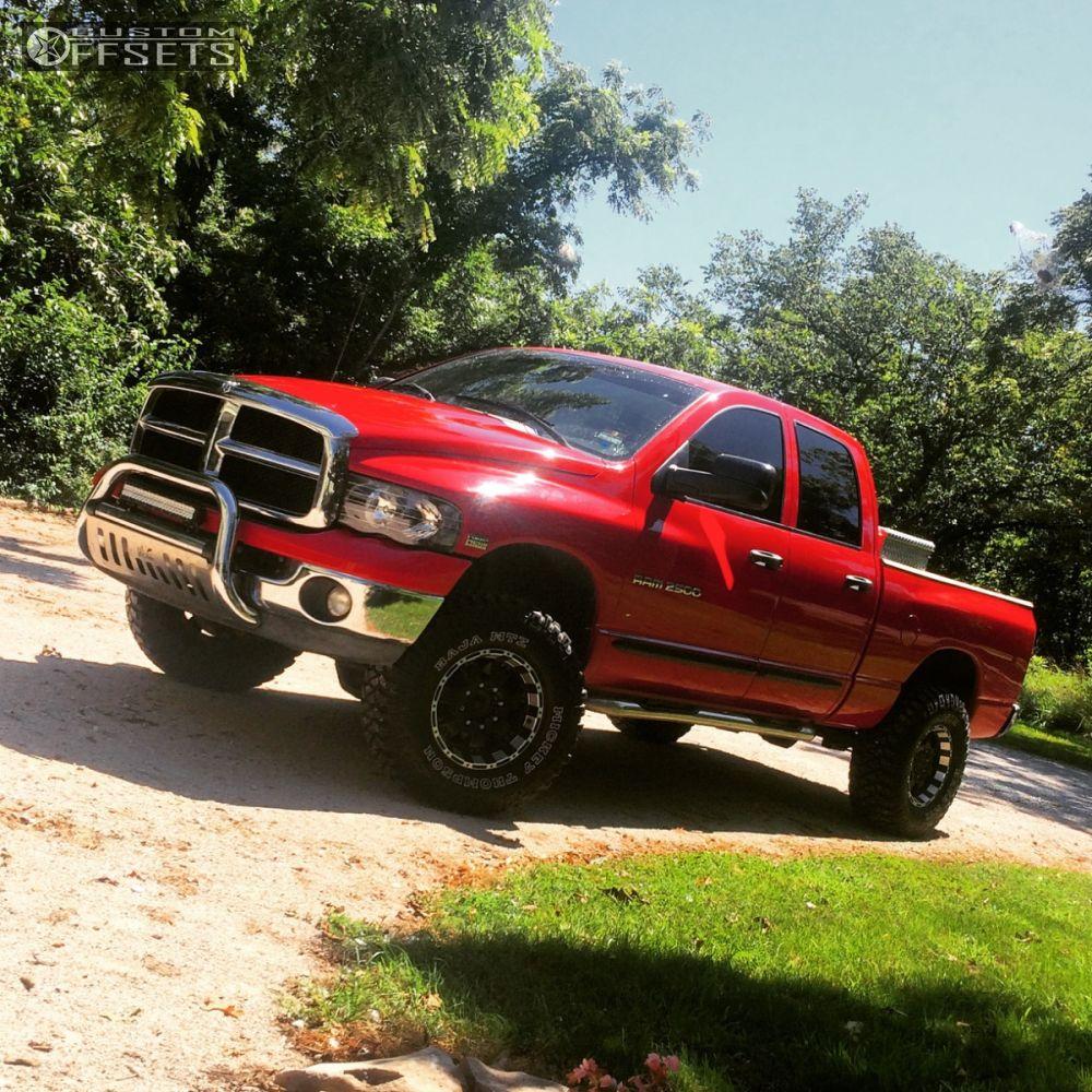 Lift Kits For Dodge Trucks: 2004 Dodge Ram 2500 Incubus Krawler Hell Bent Steel
