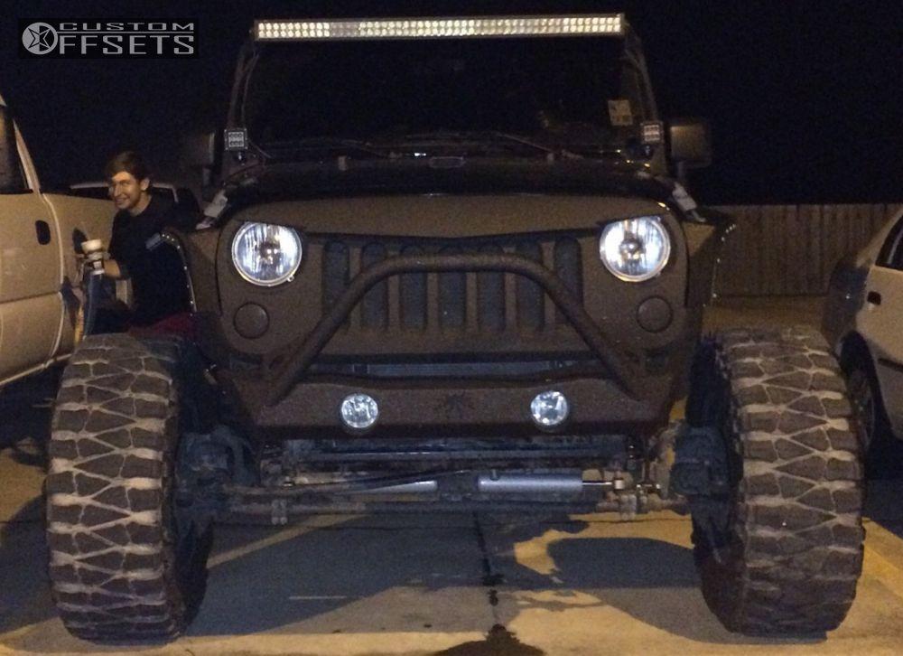 2013 jeep wrangler moto metal mo970 pro comp suspension. Black Bedroom Furniture Sets. Home Design Ideas