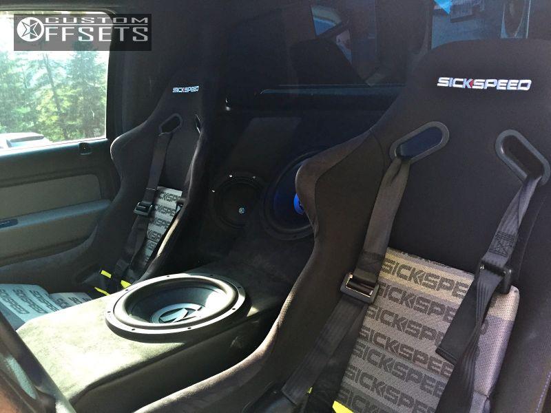 7 2013 F 150 Ford Suspension Lift 7 Hostile Knuckles Custom Super Aggressive 3
