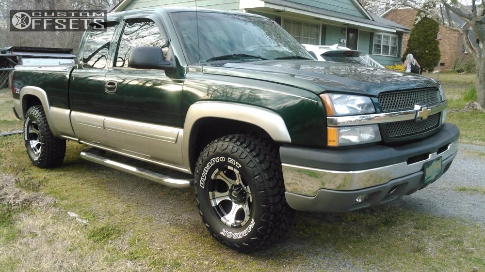 Hankook Truck Tires >> 2003 Chevrolet Silverado 1500 Dick Cepek Dc 2 Stock Stock