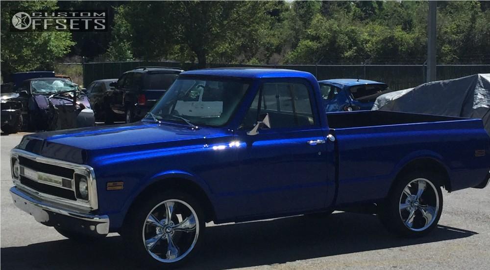 1969 chevy c10 suspension