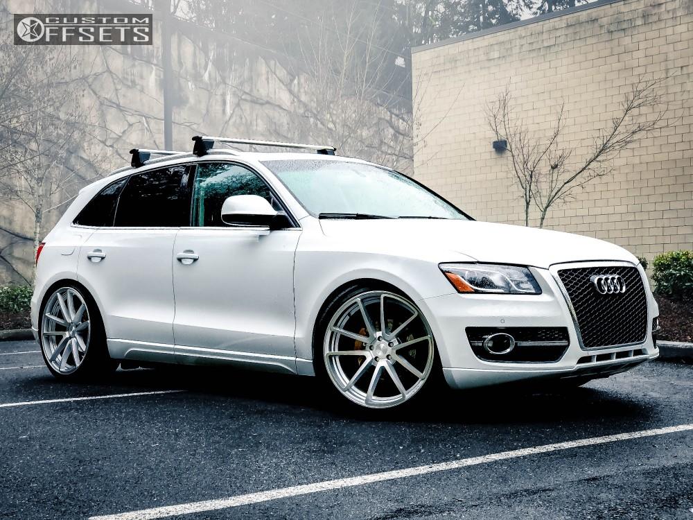 1 2017 Q5 Audi Coi Rotiform Spf Machined Accents Nearly Flush