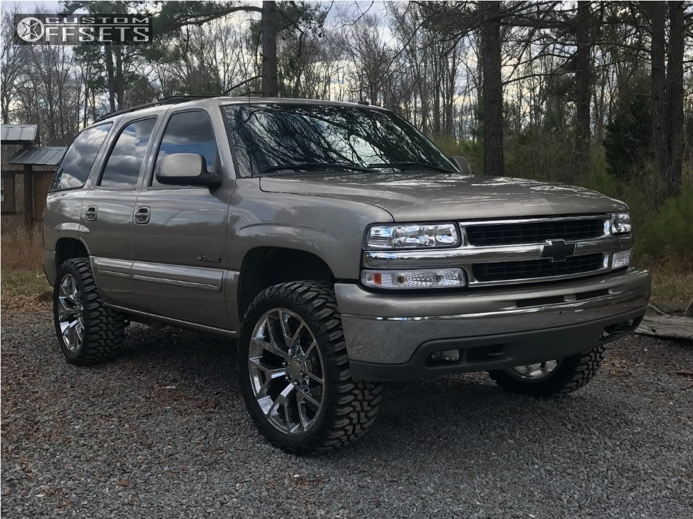 Lifted z71 2011