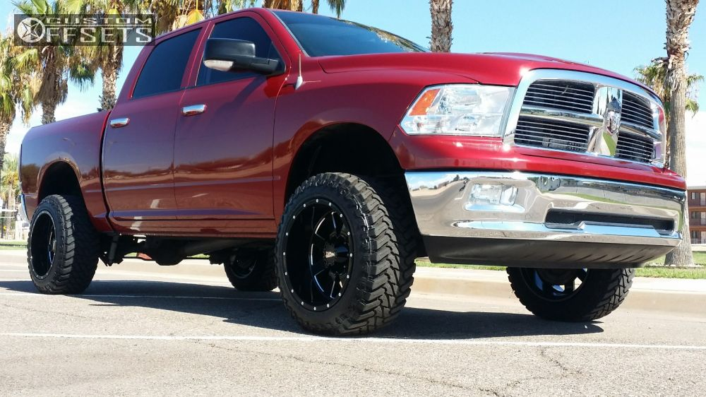 Dodge Ram 1500 Black Rims >> 2012 Dodge Ram 1500 Wheels - Bing images