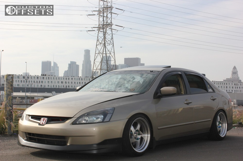 2003 Honda Accord Whistler Kr1 Function And Form Coilovers