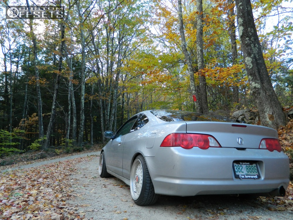 Wheel Offset Acura Rsx Nearly Flush Lowering Springs - 2002 acura rsx lowering springs