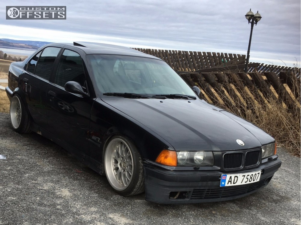 1996 Bmw 320i Rondell D58 Jom Coilovers