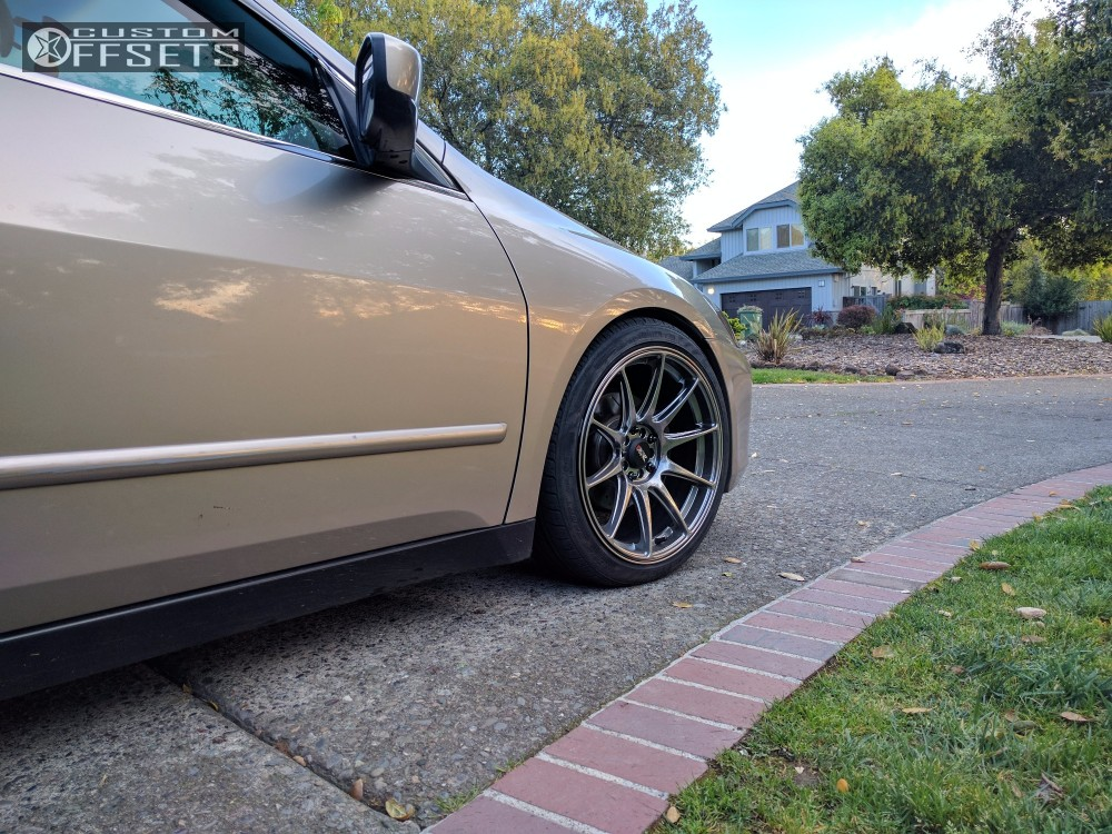 2003 Honda Accord Xxr 527 Yonaka Motorsports Coilovers | Custom Offsets