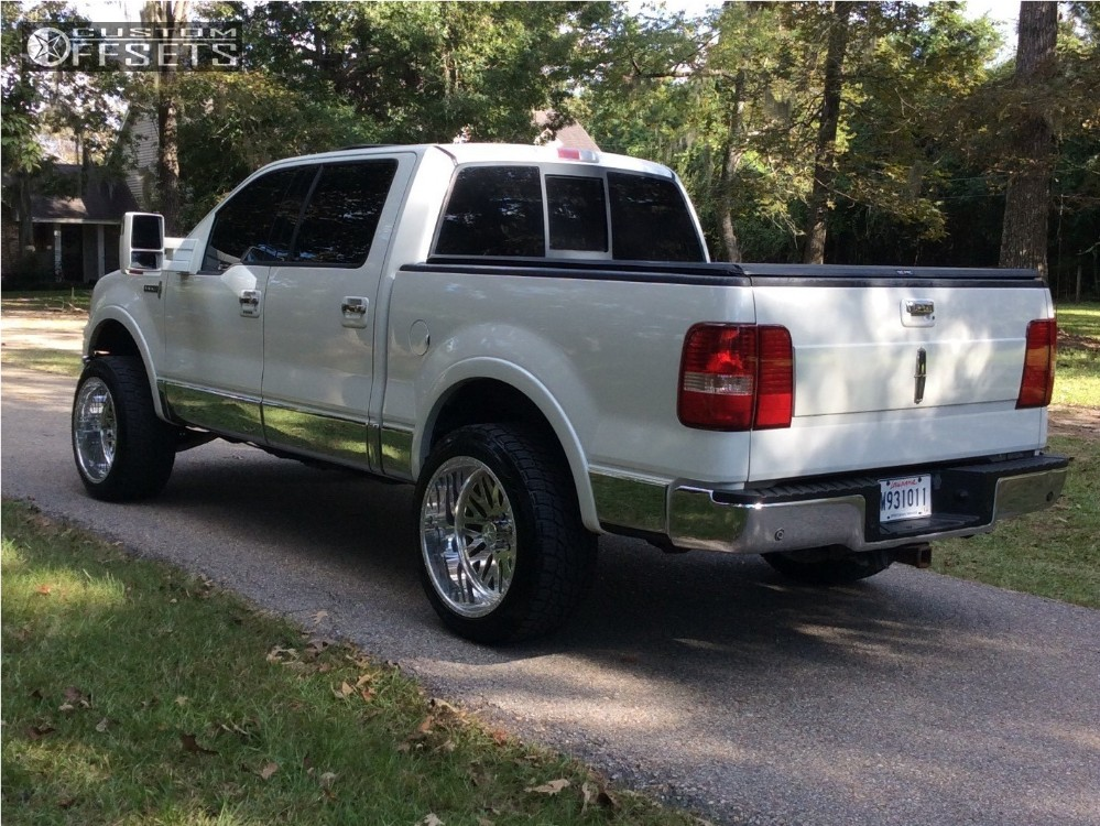 2006 lincoln mark lt american force evo ss rough country leveling kit. Black Bedroom Furniture Sets. Home Design Ideas
