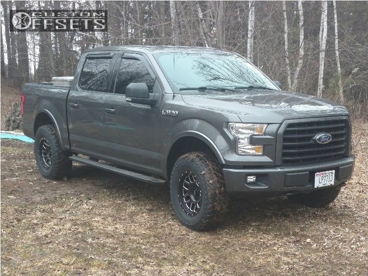 2015 Ford F 150 Pro Comp Series 40 Motofab Leveling Kit Custom Offsets