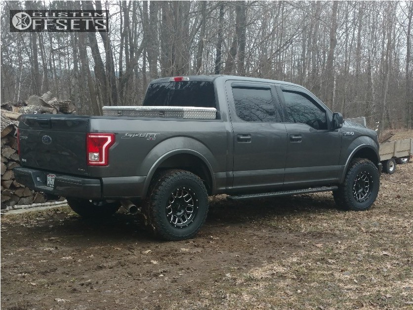 2015 Ford F 150 Pro Comp Series 40 Motofab Leveling Kit