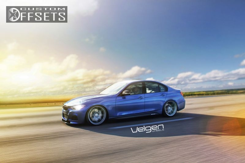 2013 Bmw M3 Velgen Vmb8 Lowered Adj Coil Overs Custom Offsets