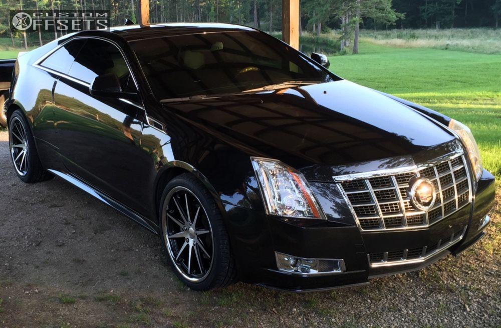 2012 Cadillac Cts Xix 31 Oem Stock