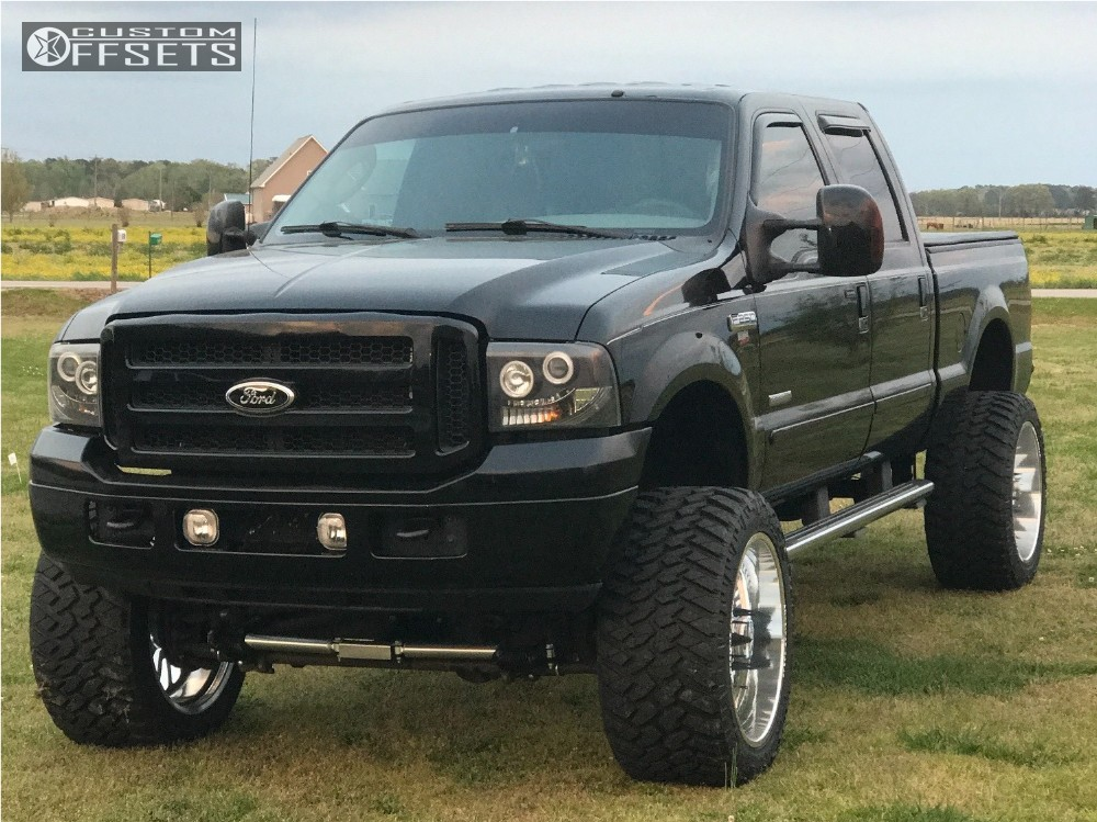 2006 ford f 250 super duty american force octane ss8 pro comp suspension lift 8in. Black Bedroom Furniture Sets. Home Design Ideas