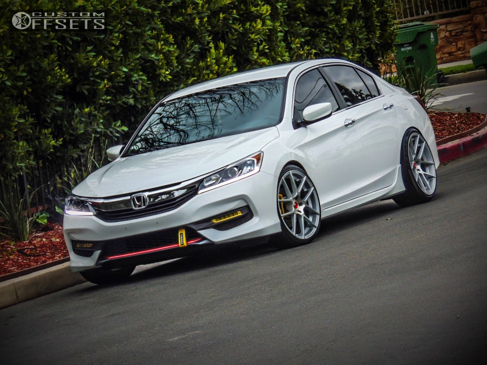 7 2017 Accord Honda Coi Avant Garde Other Silver Poke