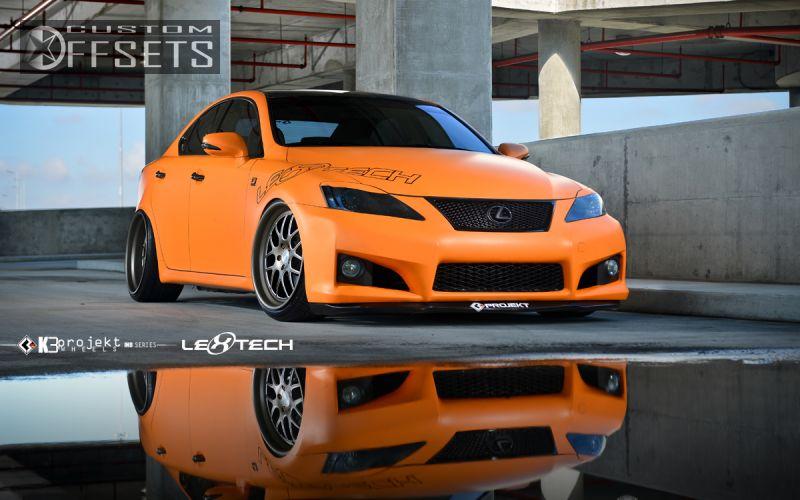 ... 5 2009 Is 250 Lexus Dropped 1 3 K3 Projekt Ind Series K37 Custom  Hellaflush