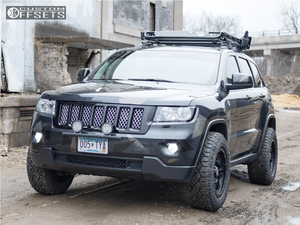 2013 Jeep Grand Cherokee Dx4 7s Rocky Road Outfitters