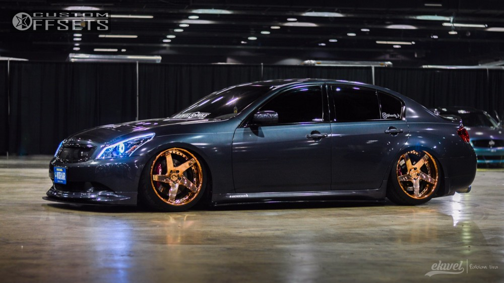 2008 infiniti g35 avant garde f433 spec 2 air lift. Black Bedroom Furniture Sets. Home Design Ideas