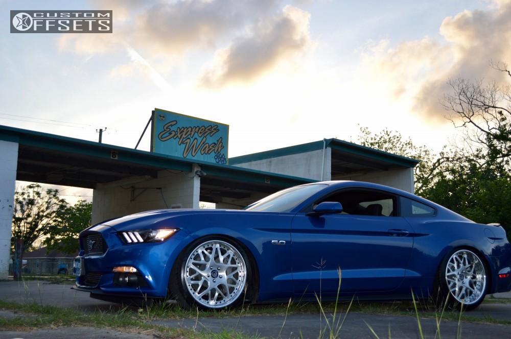 1 2017 Mustang Ford Coi Avid1 Av11 Silver Tucked
