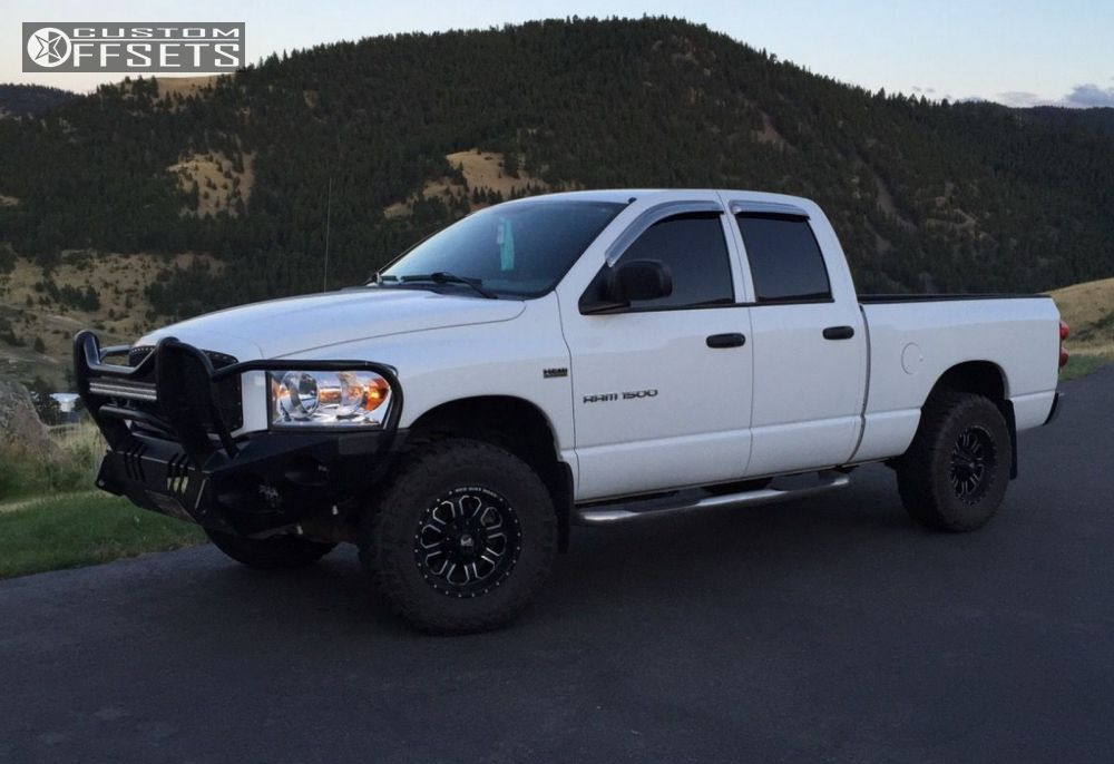 Pro Comp Leveling Kit >> 2007 Dodge Ram 1500 Red Dirt Road Rd01 Pro Comp Leveling ...