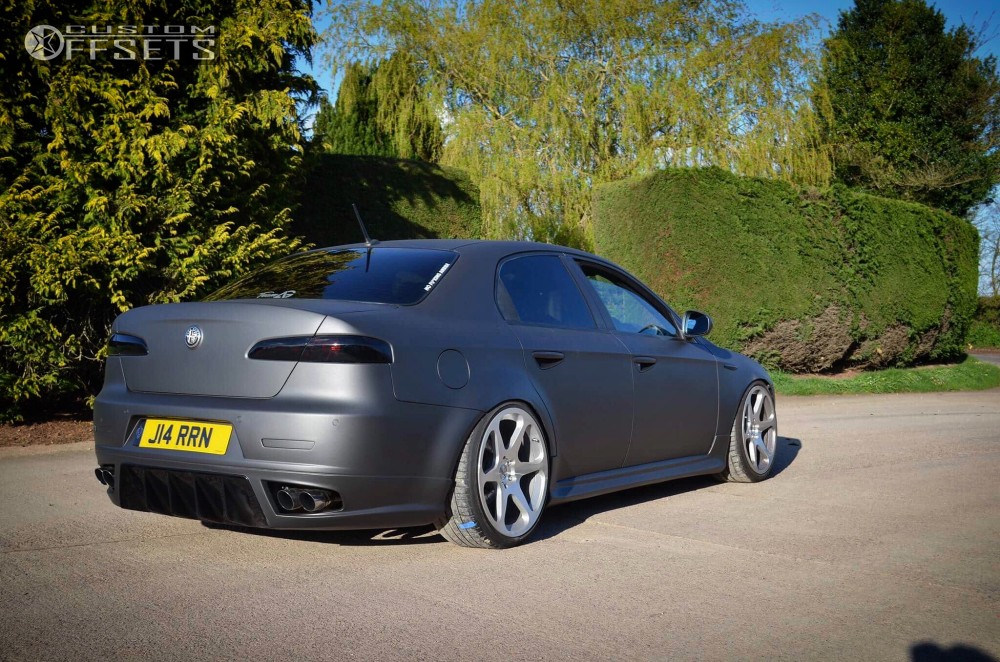 2009 Alfa Romeo 159 Cast13 Rb1 Ap Coilovers Coilovers
