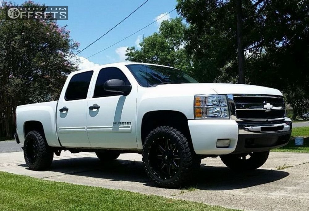 Leveling Kit For 2011 Chevy Silverado 1500