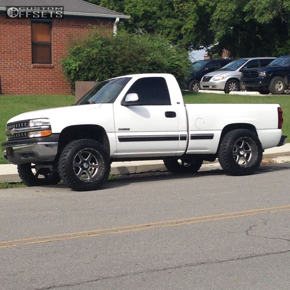 1999 Chevrolet Silverado 1500 Hostile Exile Rough Country