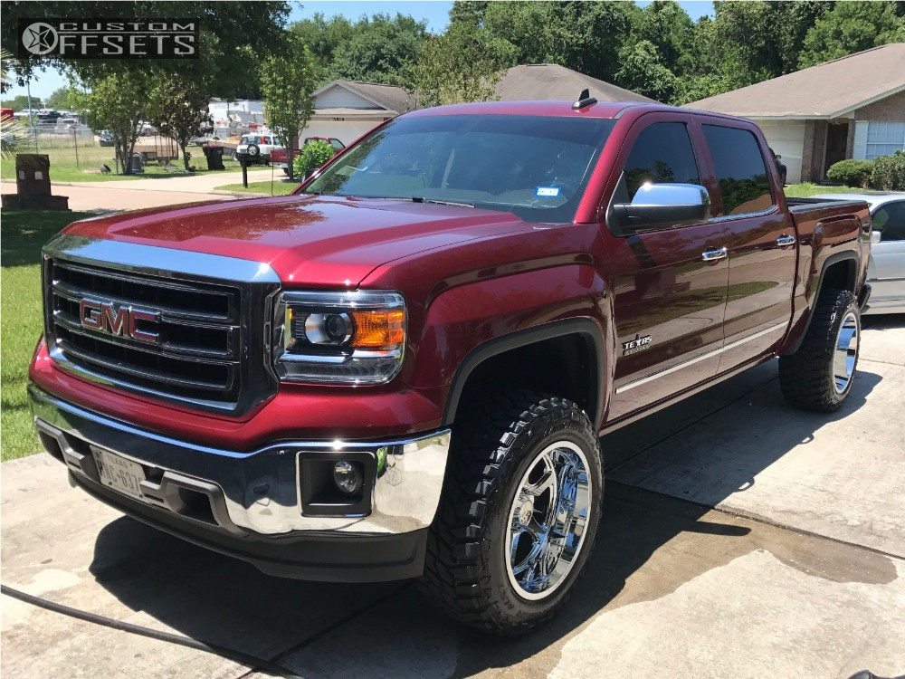 2015 gmc sierra 1500 hostile exile generic leveling kit - 2015 gmc sierra interior accessories ...