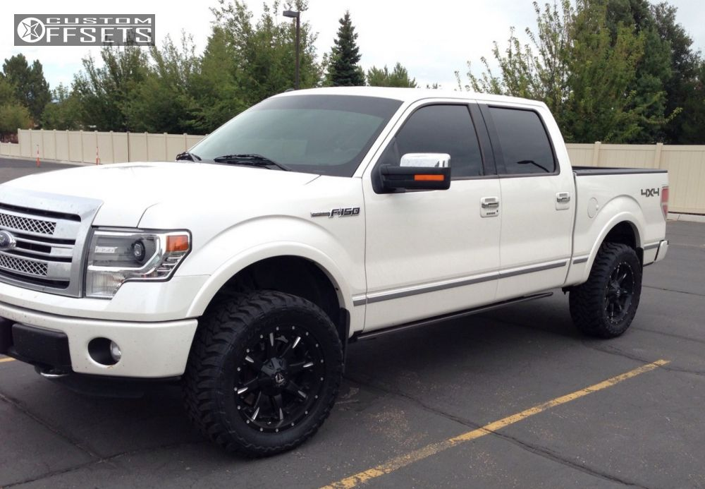 2013 Ford F 150 Fuel Nutz Leveling Kit