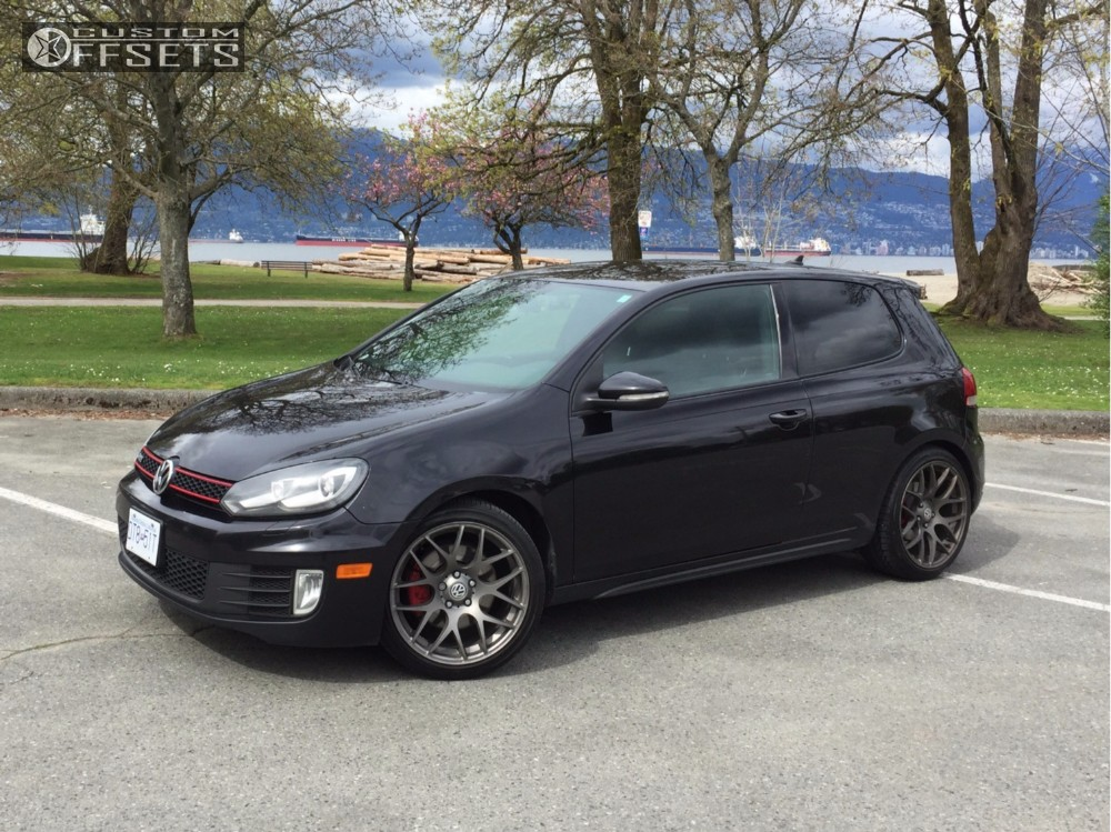 2011 volkswagen gti vmr v710 stock stock. Black Bedroom Furniture Sets. Home Design Ideas