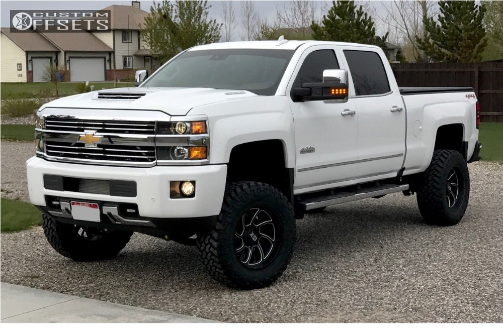 2017 chevrolet silverado 3500 hd xd surge pro comp suspension lift 6in. Black Bedroom Furniture Sets. Home Design Ideas