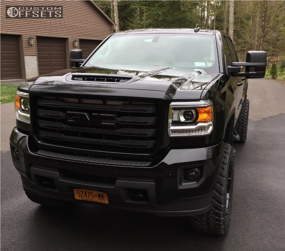 2017 gmc sierra 2500 hd fuel coupler tuff country suspension lift 35in. Black Bedroom Furniture Sets. Home Design Ideas