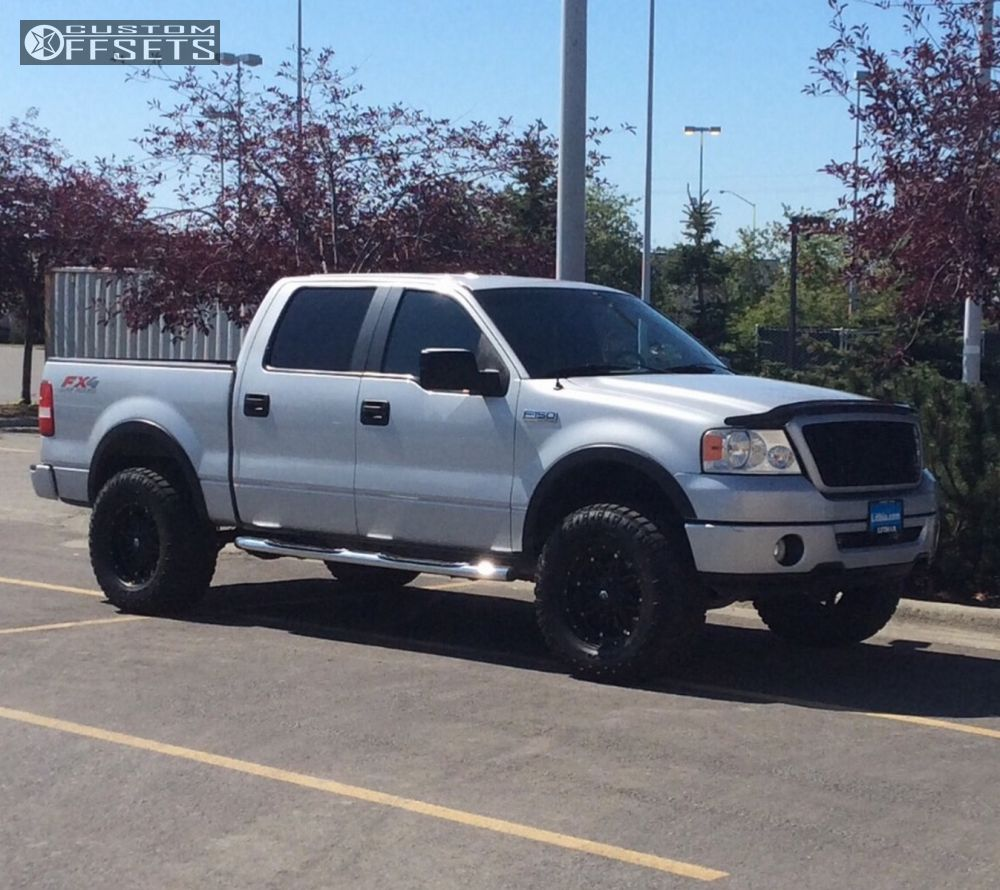 2007 Ford F150 Body Lift Kit >> 2007 Ford F 150 Fuel Hostage Generic Leveling Kit Body Lift