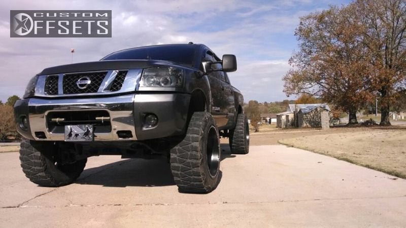 2010 Nissan Titan Xd N A Rough Country Suspension Lift 6in