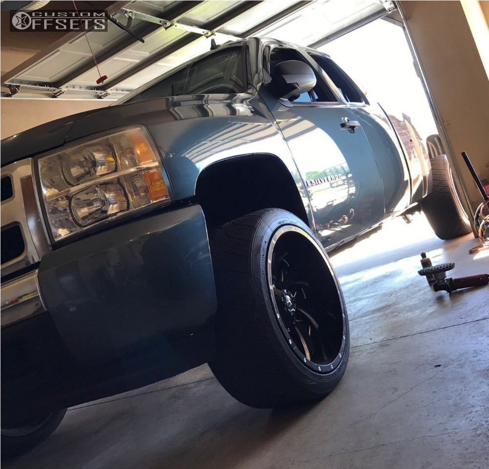 Cleaver 2001: 2008 Chevrolet Silverado 1500 Fuel Cleaver N A Leveling Kit