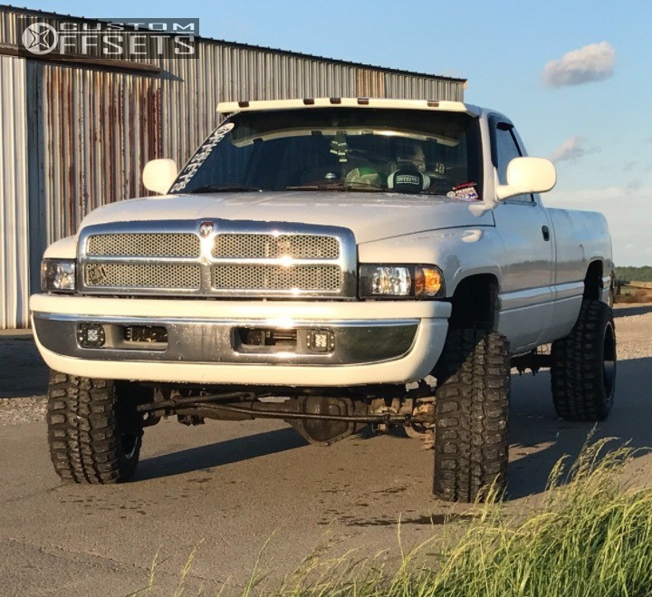 1995 Dodge Ram 2500 Gear Alloy Kickstand Stock Leveling Kit