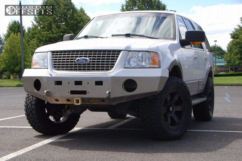 2003 Ford Expedition Fuel Beast Ebay Leveling Kit