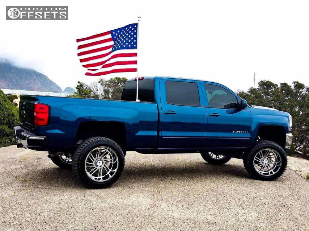 2017 chevrolet silverado 1500 hostile stryker mcgaughys suspension lift 8in. Black Bedroom Furniture Sets. Home Design Ideas