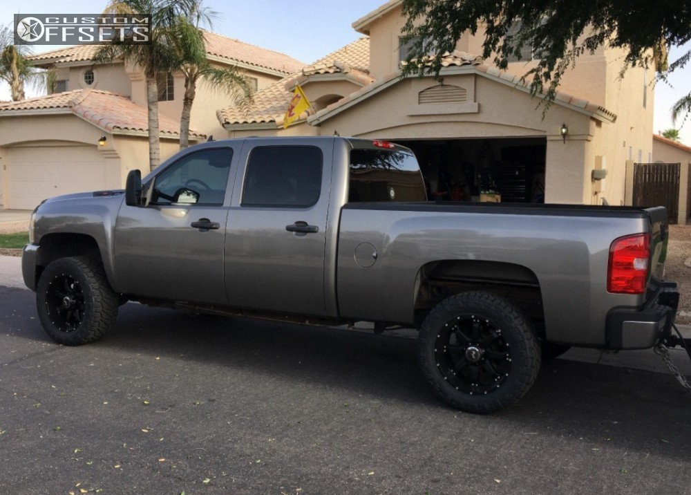 2008 Chevy 2500hd Accessories Upcomingcarshq Com