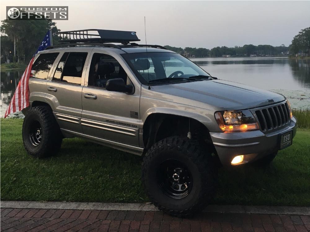 ... 2 2000 Grand Cherokee Jeep Suspension Lift 4 Vision D Window Black  Super Aggressive 3 5 ...