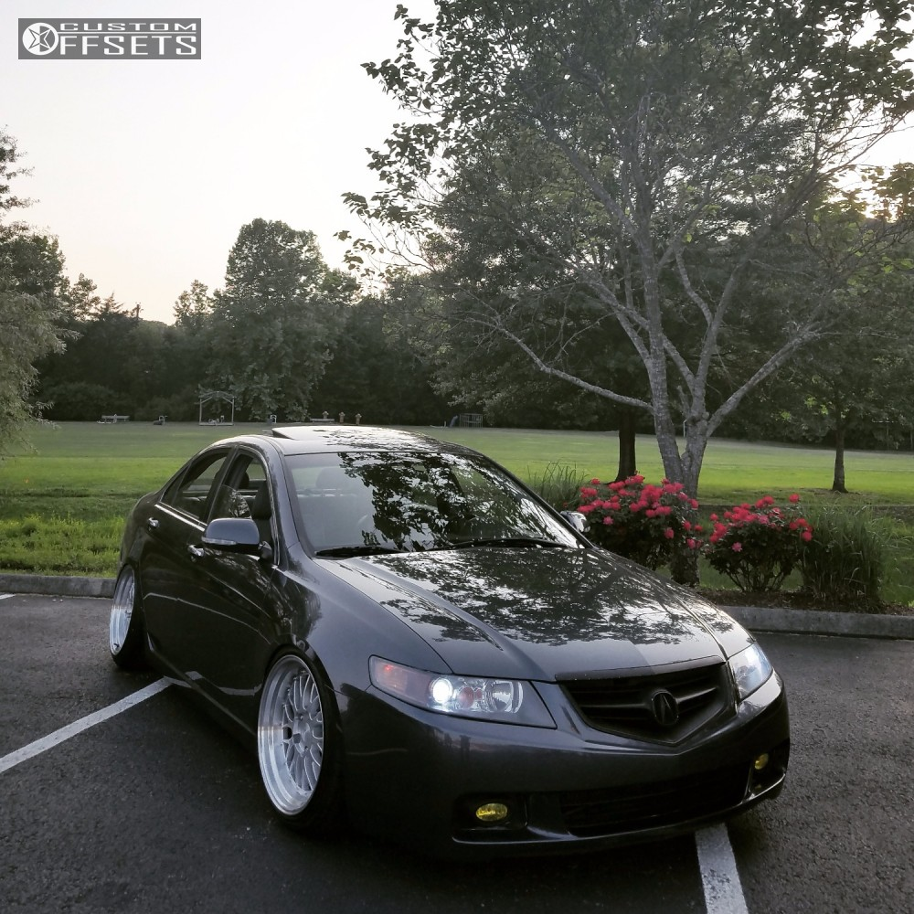 2005 Acura Tsx Esr Sr05 Bc Racing Coilovers