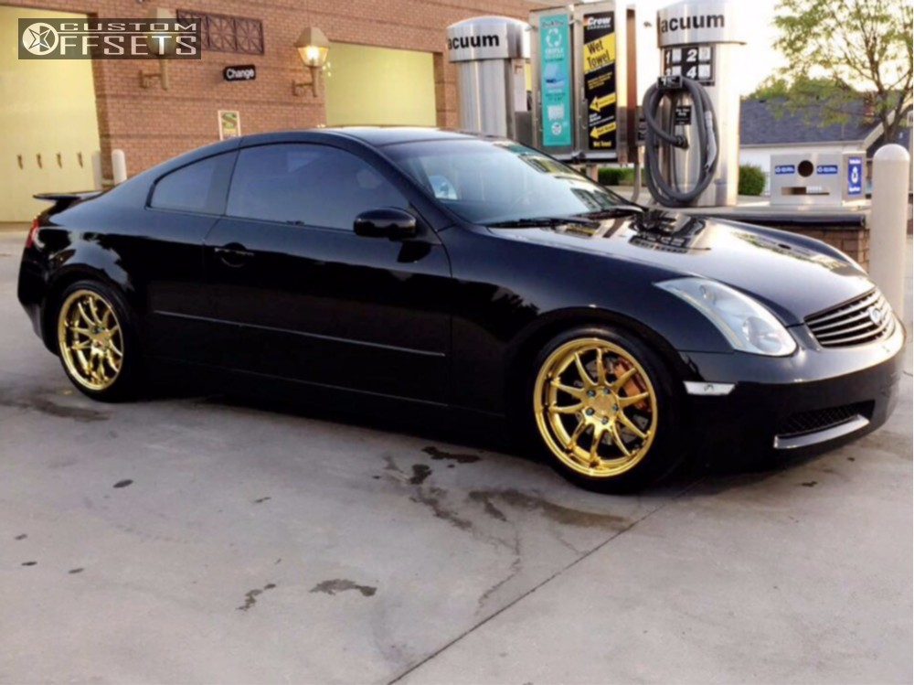 2004 infiniti g35 aodhan ds 02 truhart coilovers. Black Bedroom Furniture Sets. Home Design Ideas