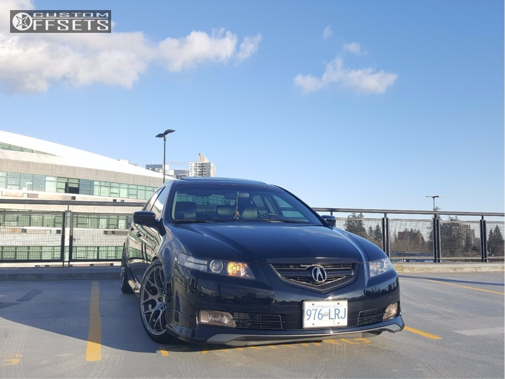 2005 Acura Tl Vmr V710 Tein Coilovers