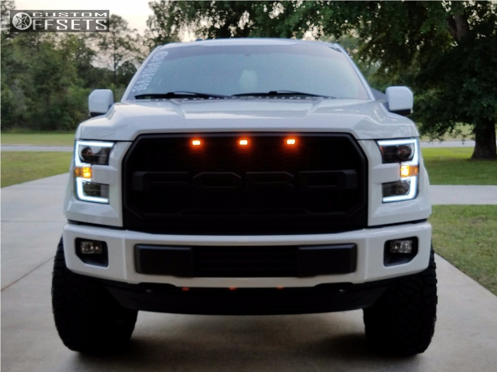 2016 Ford F 150 Cali Offroad Obnoxious Rough Country